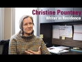 When did you know that you wanted to be a writer? - Christine Pountney, Writer in Residence