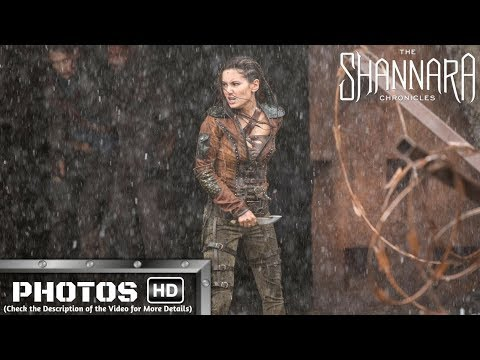 Eretria | Fight Song {Shannara;} (+ 2x03)