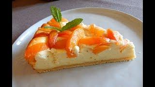 Marillen - Topfen Torte