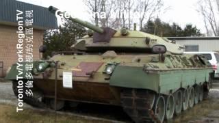 Georgina Military Museum, 20160220
