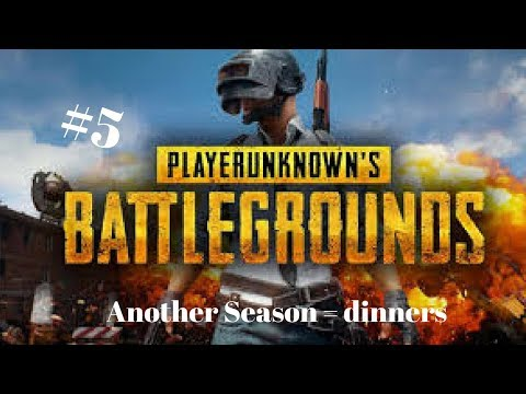 PlayerUnknown Battlegrounds | NEW SEASON MEANS MORE DINNERS!