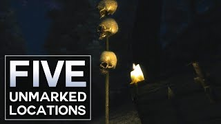 Oblivion - 5 Unmarked Locations
