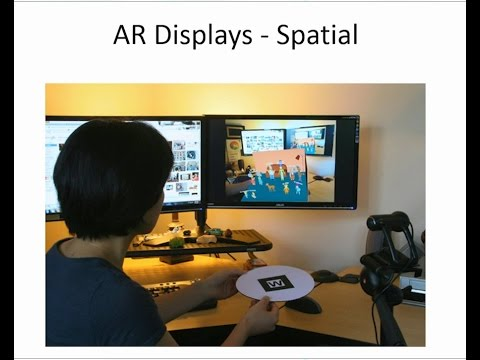 Applications of Augmented Reality in Education Part 2
