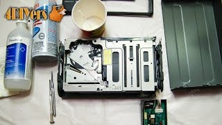 DIY: CD Changer Disassembly & Repair
