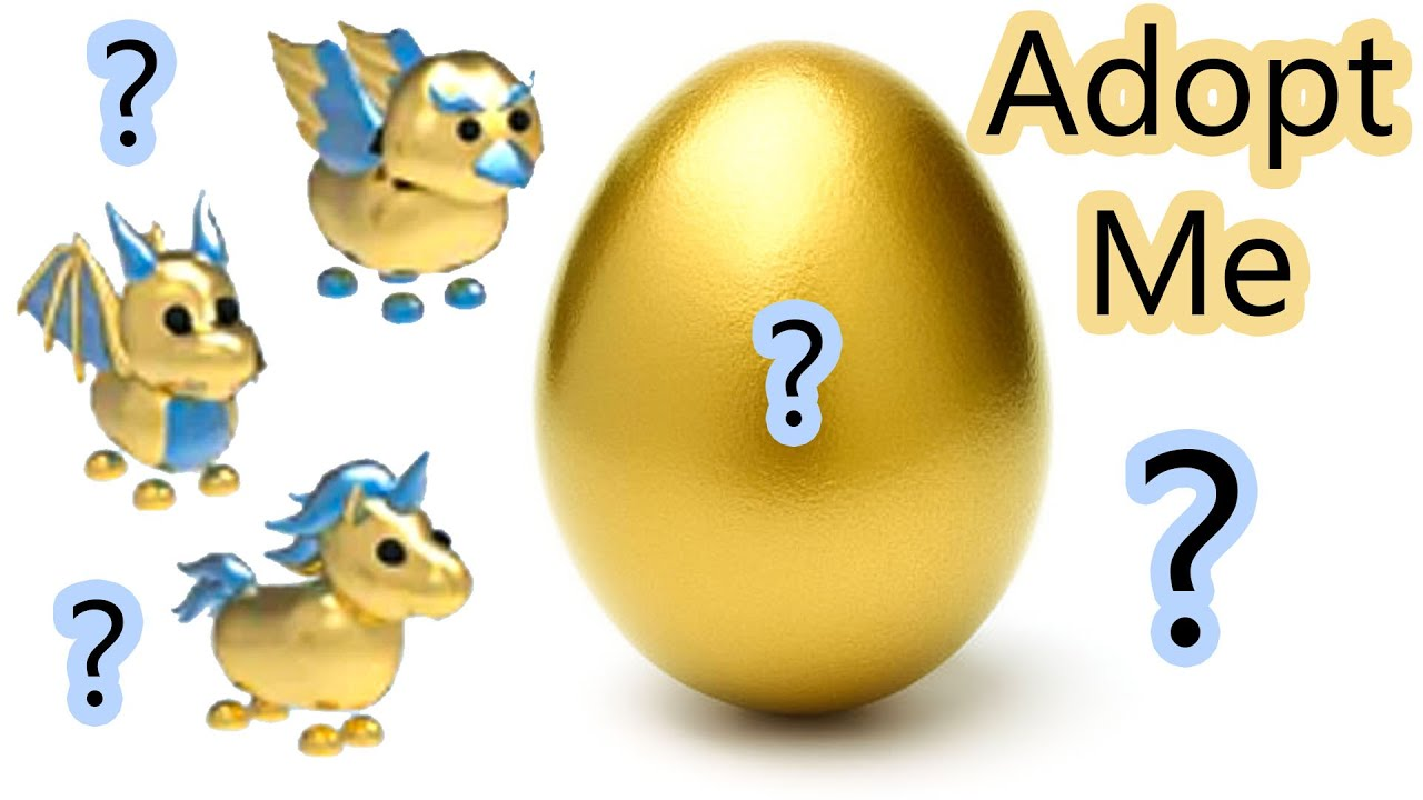 Hatching A Legendary Golden Egg Pet Adopt Me Roblox