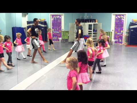 Tap Dance 5 year old