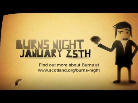 The Story of Robert Burns