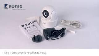 SAS-CLALIPC10 - 720p Wi-FI binnencamera iOS installatie - DUT