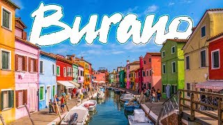 The MOST INSTAGRAMMABLE SPOT in Venice, Italy | Exploring Burano