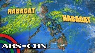 UKG: PAGASA - Habagat continues to bring rains on Tuesday