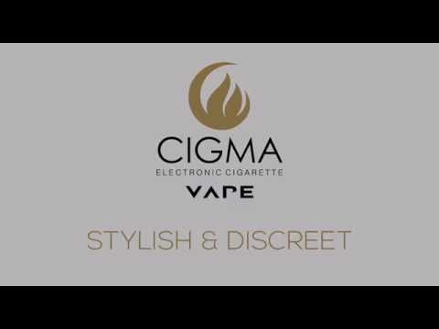 Cigma Vape Top Electronic Cigarettes Brand