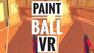 Paintball SBS 3D VR Box video Oculus Rift not 360