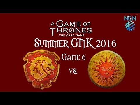 Game of Thrones Card Game | Summer Game Night Kit (October 2016) - Game 6