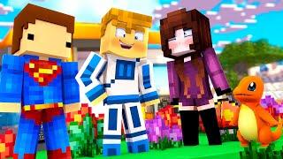 SPOTKALIŚMY TRENERKĘ POKEMON!! | Minecraft Pokemon #2