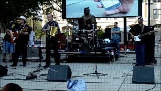 Flaco Jimenez & Max Baca, Tex Mex Honky Tonk, Sept 02, 2012, Sacramento