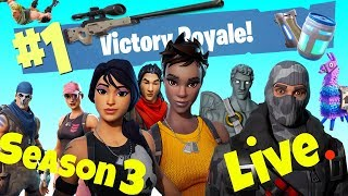 Fortnite Live - 50 vs 50 GAME MODE! 1000v Bucks Giveaway! @1k Subscribers!