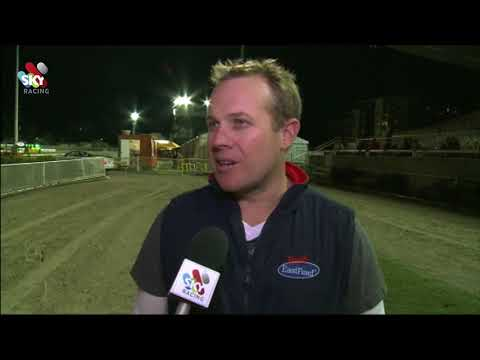 Australian Harness Racing's World Driving Championships representative Shane Graham