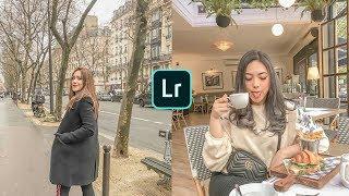 How To Edit Like @nabilagardena Nabila Gardena Putri  | Free Lightroom Mobile Pr
