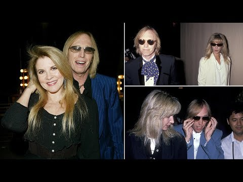 Tom Pettys two marriages and friendship with Stevie Nicks