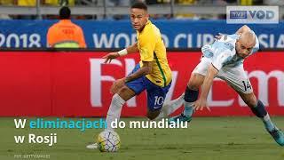 Mundial 2018 – Brazylia vs Szwajcaria