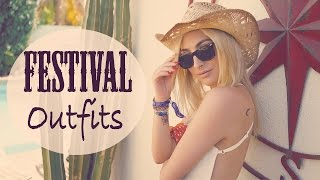 SUMMER FESTIVAL OUTFITS 2015 | Brittany Balyn