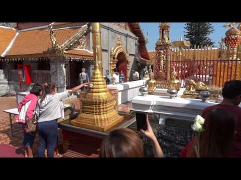 Thailand - Doi Suthep Temple