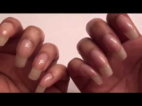 Tips for growing long nails