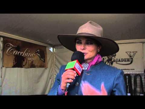 Travagliatocavalli 2015 Natalia Estrada ranch accademy