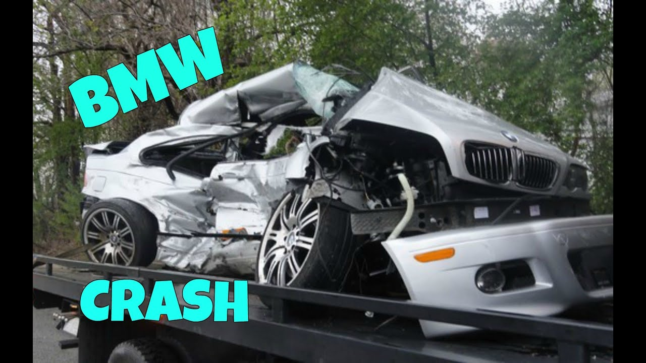 Stupid Bmw Crash Compilation Brutal Bmw Accident Part 6