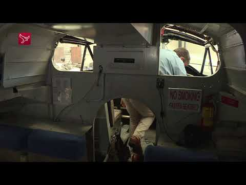 Motor Catalina kapot,