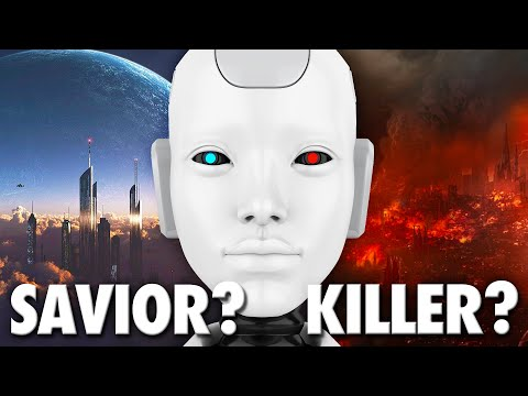 What If AI Became Self-Aware?   Alternate Reality