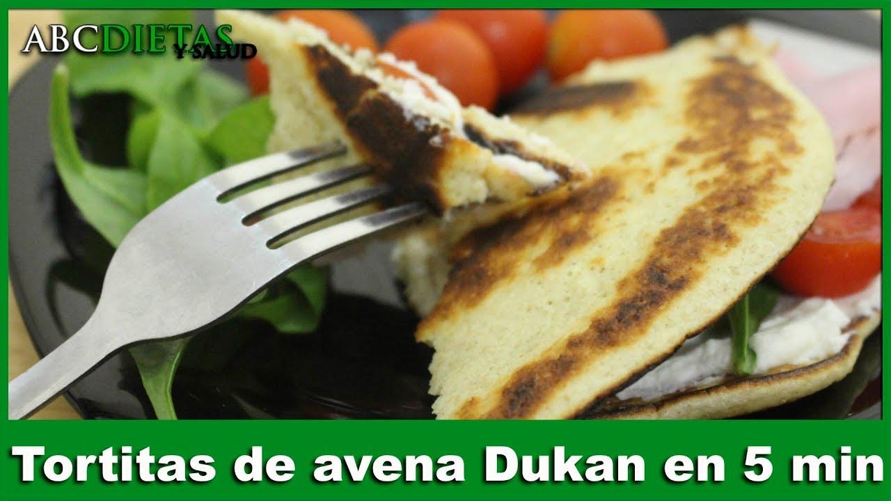 Como hacer pan dieta dukan