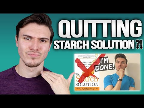 Why I Quit The Starch Solution RESPONSE Video