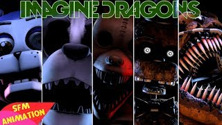 "(SFM)""Imagine Dragons Mashup"" 