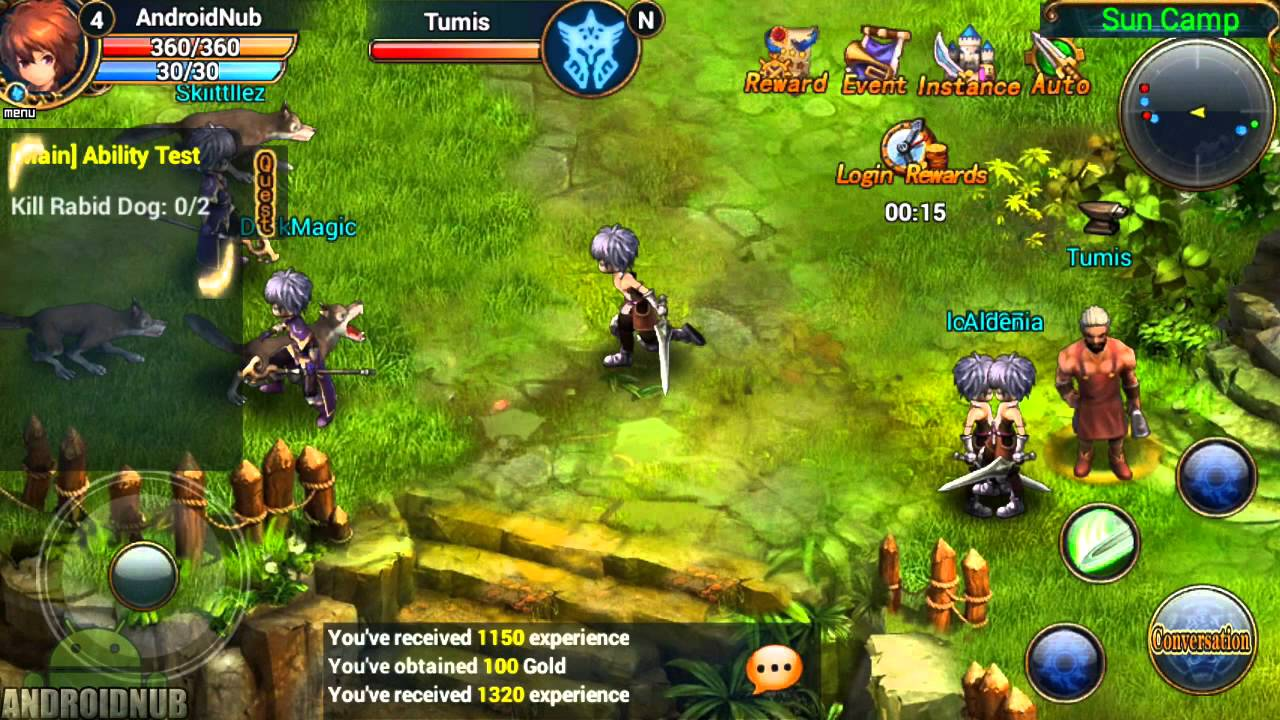 King: The MMORPG for Android - Download APK free
