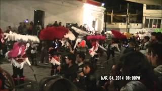 Carnaval Papalotla Tlaxcala 2014 remate