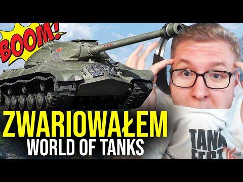 ZWARIOWAŁEM !!! - World of Tanks thumbnail
