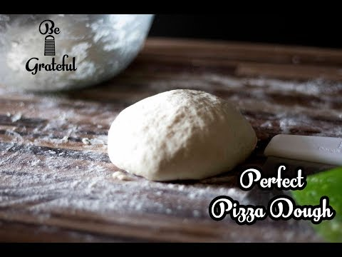 Perfect Pizza Dough | How To Make Pizza Dough At Home | Homemade | Day 1