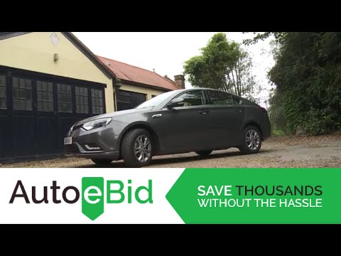 MG 6 2016 Video Review AutoeBid