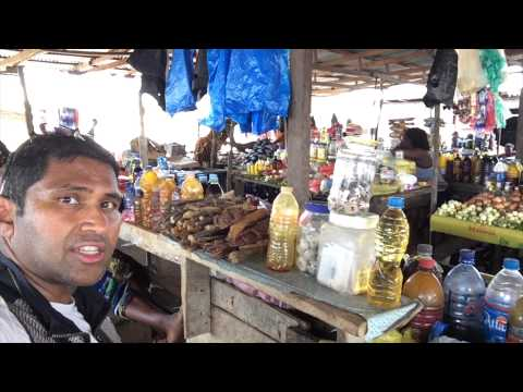 Local Market Monrovia Liberia