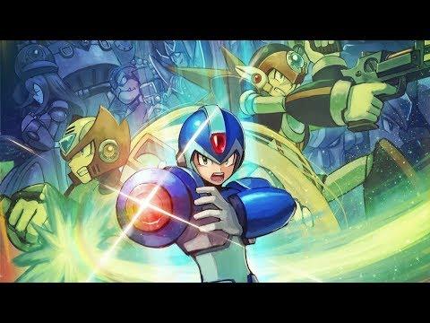 Mega Man X Legacy Collection (Random play)  