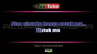 Karaoke Virgoun - Surat Cinta Untuk Starla