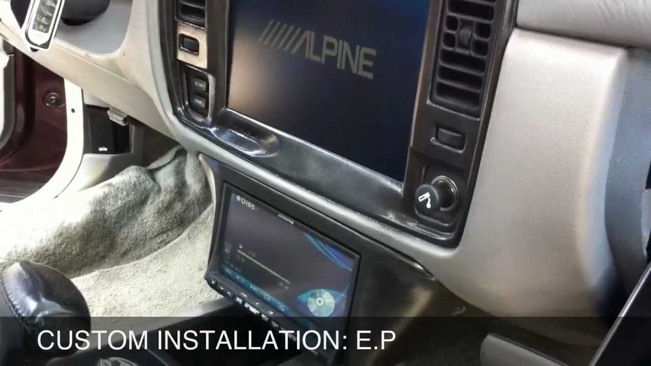 chevrolet impala ss custom sound system installation
