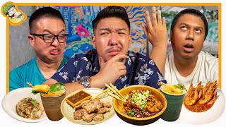 Food King Singapore: Singapore's Best Bar Food!