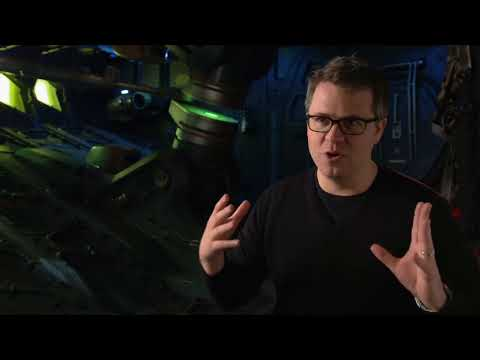 GUARDIANS OF THE GALAXY (2014) Interview Jeremy Latcham