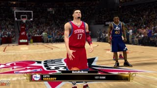 NBA 2k13 Career Mode - Slam Dunk Contest Ep.40