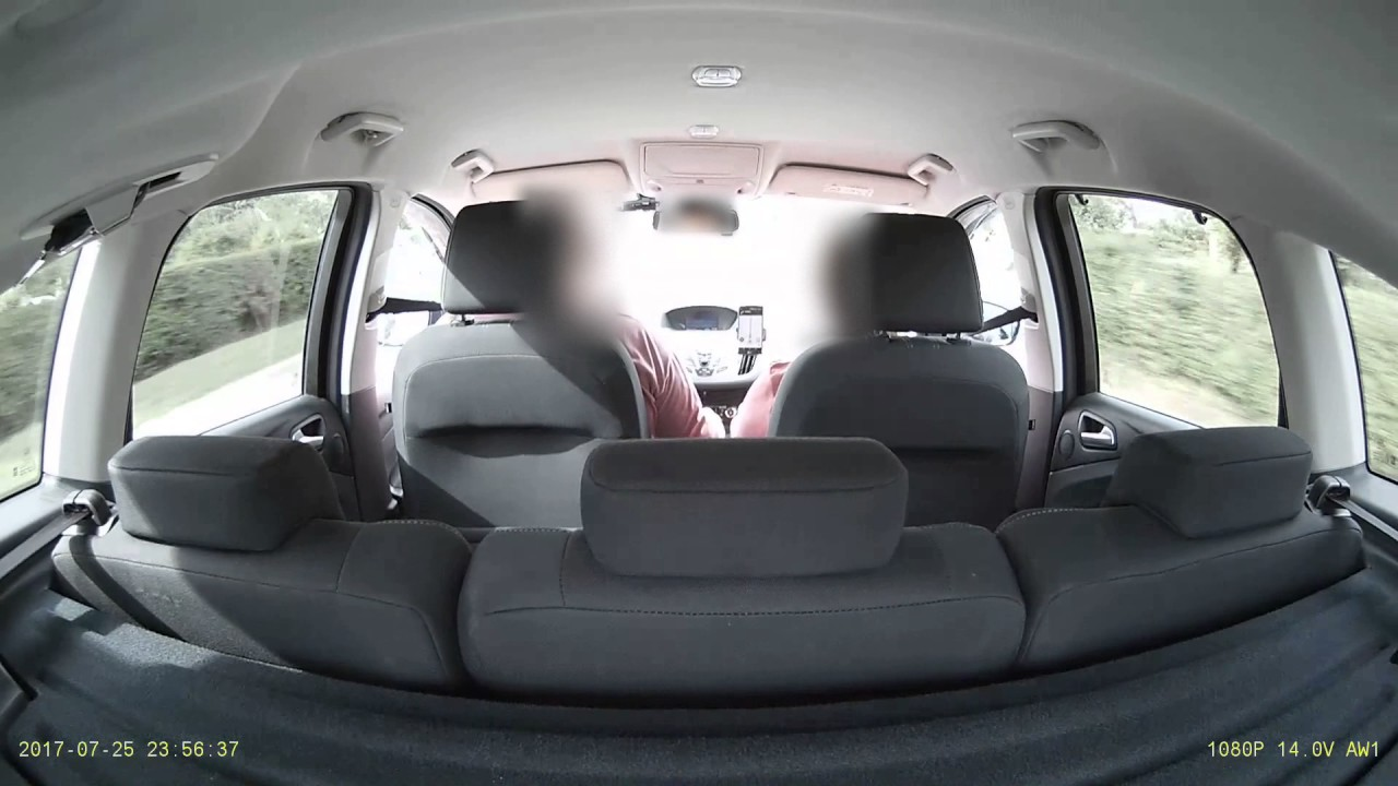 COWON AW1 test interieur - YouTube