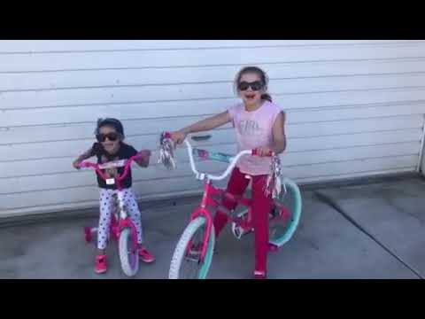 Thanks for the Bikes!