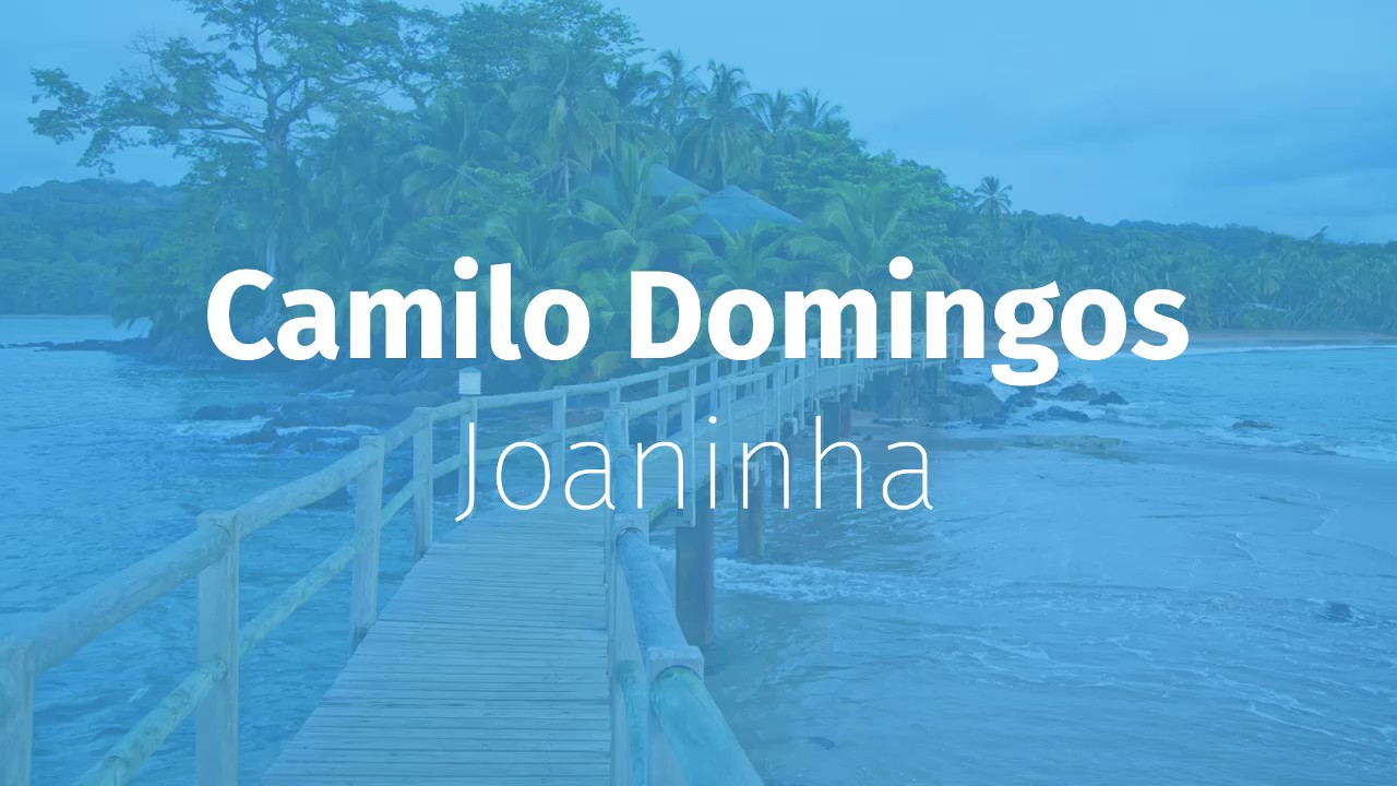 Camilo Domingos - Joaninha