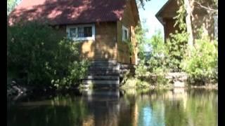 Рыбалка на сёмгу в Архангельской области  РПУ «Порог»(, 2011-08-09T08:56:41.000Z)